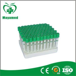 Vacuum Blood Collection Heparin Tube - Green (ST- G2) pictures & photos