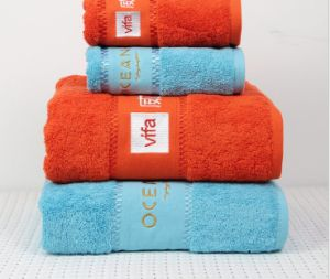 New Design 100% Cotton Custom Terry Hotel Bath Towels pictures & photos