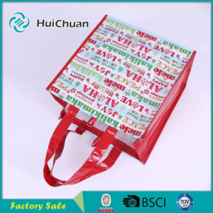 Laminated Non Woven Carrier Bag Gift Bag pictures & photos