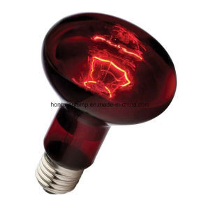 Infrared Reptile Heat Lamp R25 R80 100W pictures & photos