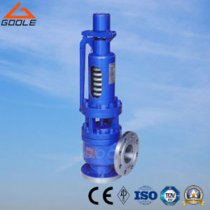 W Series Spring Loaded Full Lift Pressure Safety Relief Valve pictures & photos