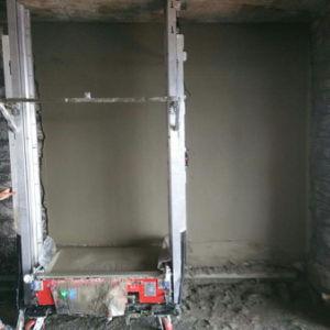 Tupo High Efficient Plastering Machine/Wall Plastering Machine/Machine for Plastering pictures & photos