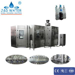 Automatic Carbonated Beverage Bottle Filling Machine (JND-60-50-15D) pictures & photos