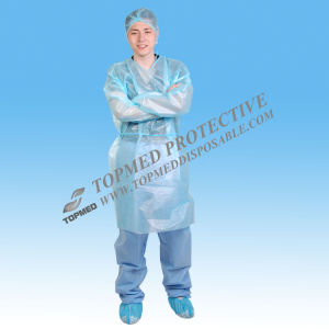 Disposable Medical Gowns, Surgery Gowns with Ce pictures & photos