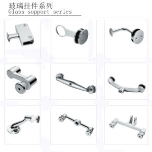 Stainless Steel Railing Handrail Accessories Handrail Glass Fittings pictures & photos