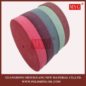 20 Inch Concentric Mill Non Woven Abrasive Grinding Wheel pictures & photos