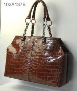 Fashion Lady PU Handbag (JYB-29196) pictures & photos
