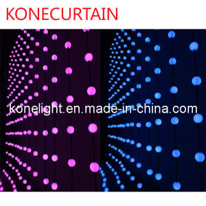 Kone-- Sound Control LED Ball Curtain Pixel Light for All Kinds of Events