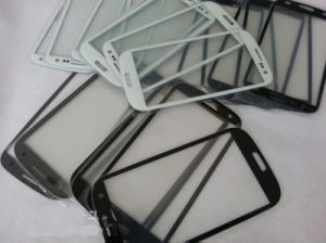 Cell Phone LCD for for Samsung Galaxy S3 Touch Screen, I9300 Front Glass- Six Colors Available pictures & photos