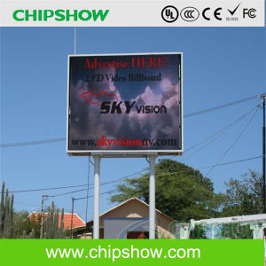 Chipshow P20 Full Color Outside Advertisement LED Display pictures & photos