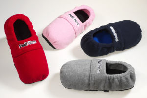 Microwave Slippers (HK-MSL-008)