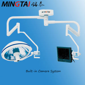 Mingtai SD Camera Surgical Light with Internal Camera System pictures & photos