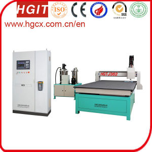 Gantry Structure PU Gasket Foam Dispenser Machine pictures & photos