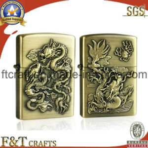 High Quality Custom Metal Lighter Case Best for Promotional Gift (FTLC1001A) pictures & photos