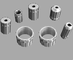 Magnetic Rotors for Permanent Magnet Motors