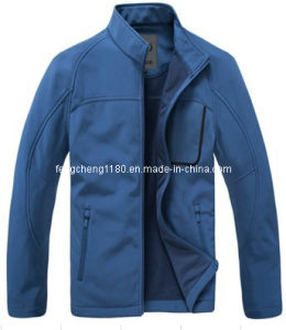 Man Functional Softshell Jacket pictures & photos
