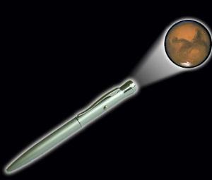 Plastic Projector Pen (QSP-217) pictures & photos