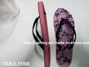Slim Sandal Flip Flop for Women pictures & photos