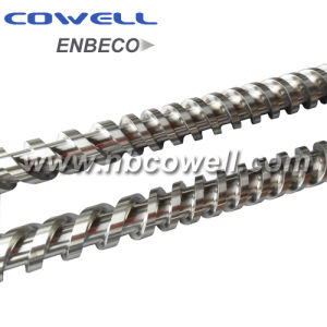 Parallel Twin Screw Barrel for Blowing Machine pictures & photos