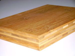 Solid Bamboo Board in 40mm pictures & photos