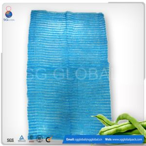 China Manufacturer Vegetable Fruit Packaging Net PE Raschel Bag pictures & photos