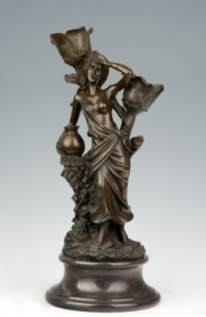 Bronze Sculpture Figure Statue (HYF-1074)