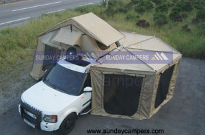 Vehicle Awnings with Changing Room (WA01) pictures & photos