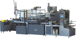 Automatic Fashion Box Packaging Equipment (approved CE) pictures & photos