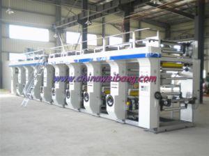 Computerized Auti Registion High Speed Rotogravure Printing Machine (SJM-1000B)