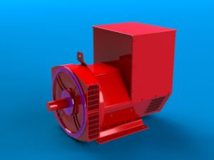 Faraday Alternator Synchronous Series Permanent Magnet Alternator for Generator 150kVA/120kw pictures & photos