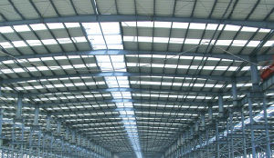 Prefabricated Steel Structure Warehouse, Workshop ,Storage Room pictures & photos