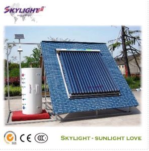 Skylight Split Heat Tubes Solar Water Heater System (SLCLS)