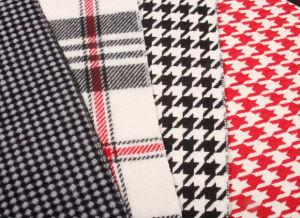 Woolen Fabric (11A012)