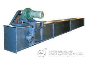 High Capacity and Long Distance Fu Type Scraper Conveyor pictures & photos