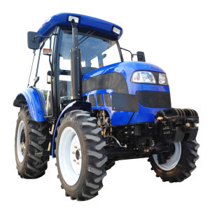 E-MARK Approved Tractors with 50 Horse Power 4 Wheel Drive (CHHGC-504)