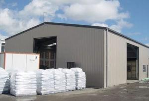 Prefabricated Steel Warehouse (HV008)