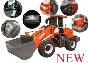 Payloader Zl20f for with Joystick Hydraulic Control