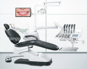 High Quality Dental Chair Unit Dental Equipment pictures & photos