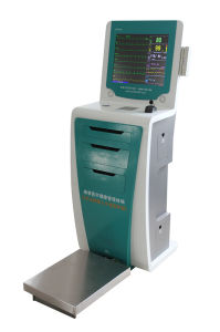 3G, WiFi, LAN Intelligent Physical Examination Terminal (HMS9800) -Telemedicine pictures & photos