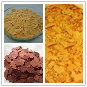Sodium Sulfide Yellow/ Red Flakes CAS No. 1313-82-2 pictures & photos