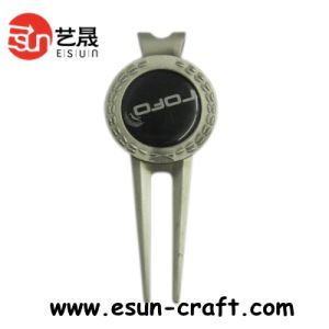 High Quality Golf Divot Repair Tool with Ball Marker (GDT003)