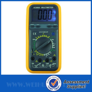 Digital Multimeter with Lcr (VC9805)