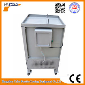 Laboratory Testing Electrostatic Powder Coating Spray Booth pictures & photos