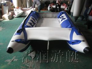 Inflatable Boat-High Speed Boat (HRG430)