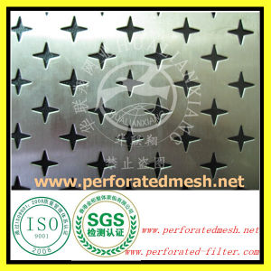 Decorative Perforated Metal Panels (HLX-119)
