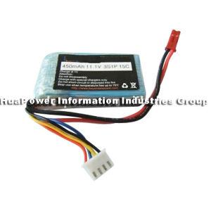 15C Li-Po Battery Pack 450mAh (15-4503S)