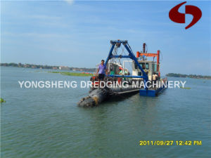 Submersible Sand Suction Dredger for Sale