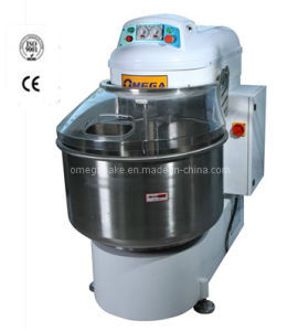 China Professional Manufacture of Stainless Steel Dough Spiral Mixer with CE and ISO Approved (SMF130) pictures & photos