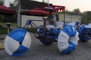 New Designed Popular Water Bike for Adults pictures & photos