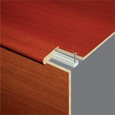 Laminate Flooring Mouldings / Accessory - Stairnose pictures & photos